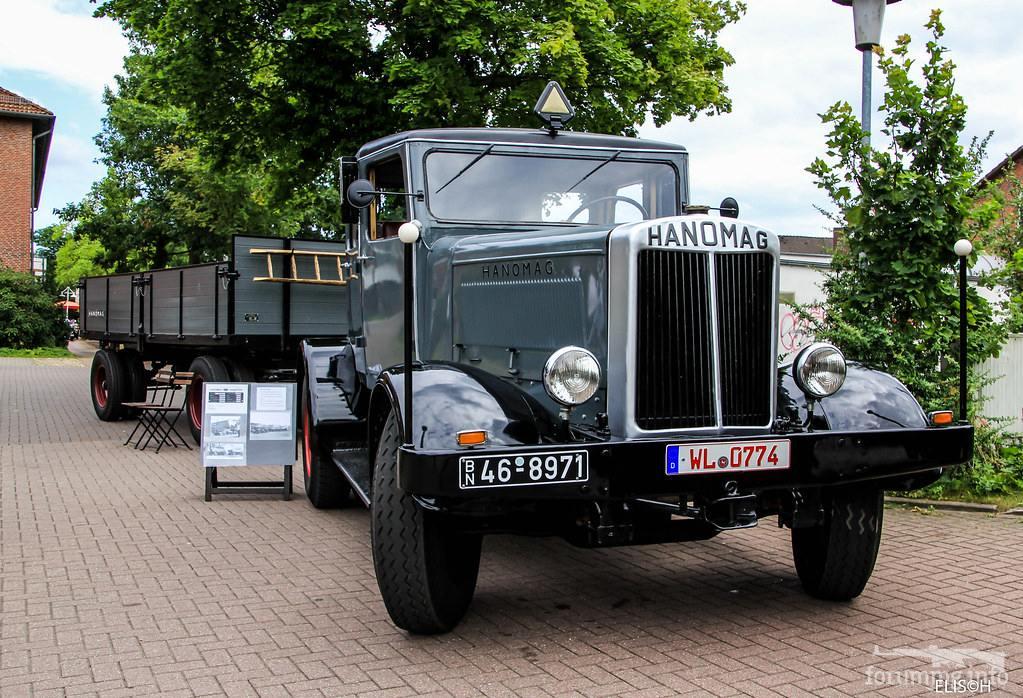 121598 - Грузовые и спец.автомобили Третьего рейха