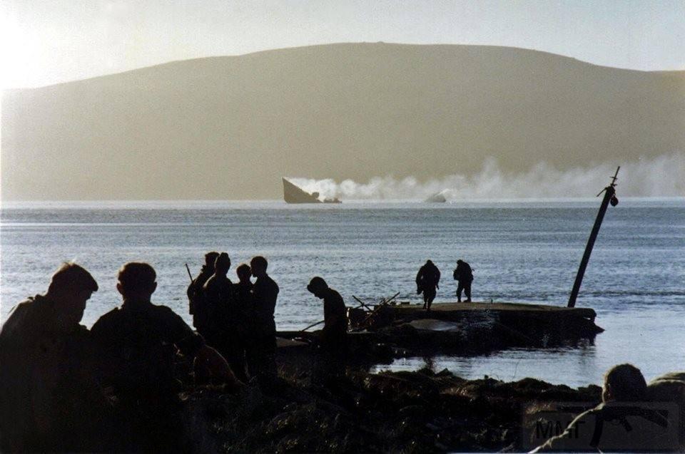 12160 - Фолклендская война