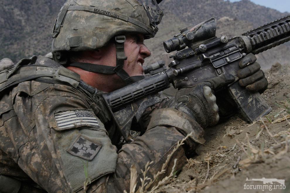 121657 - Афганистан. 2000-е. Война с терроризмом.