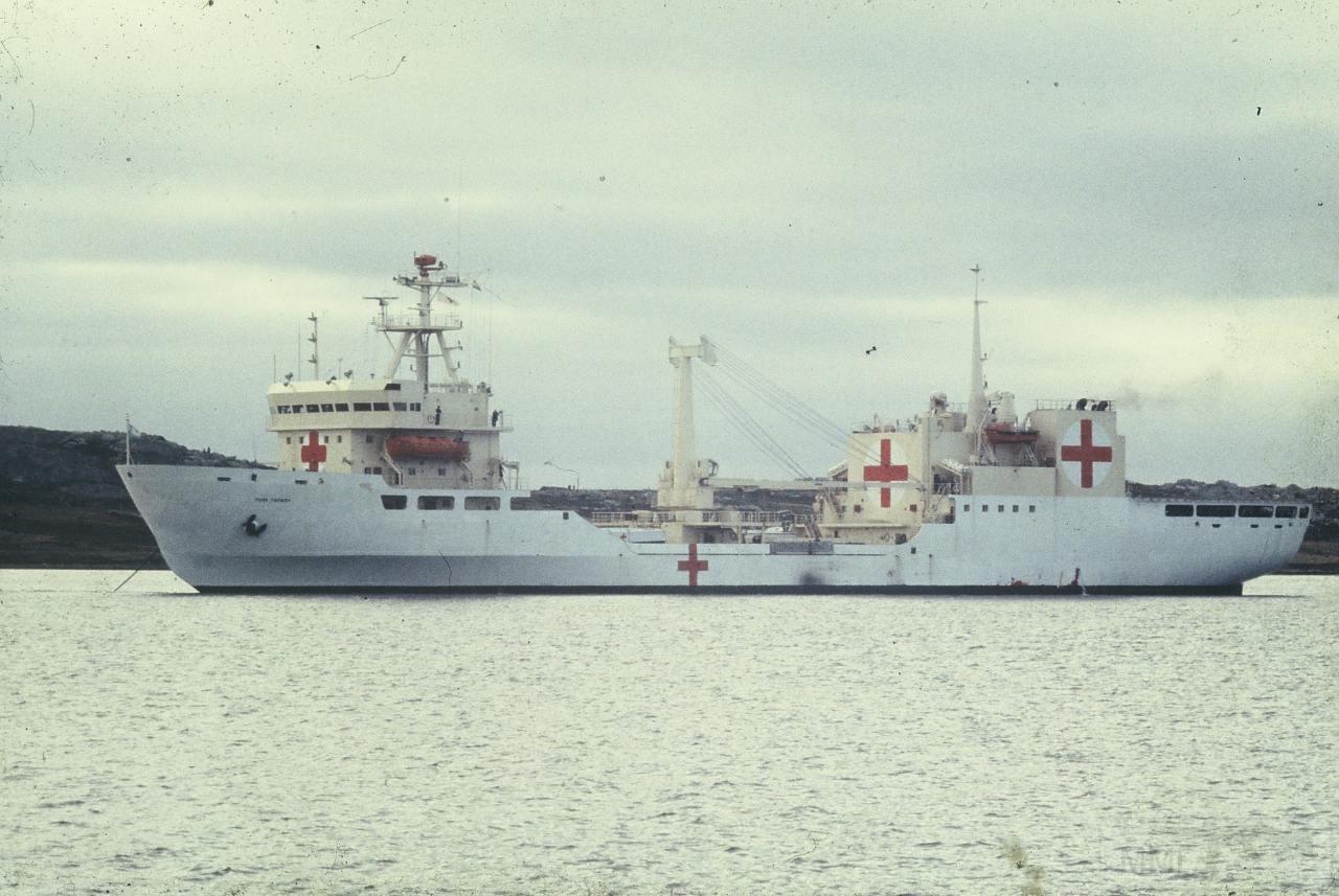 12166 - Фолклендская война
