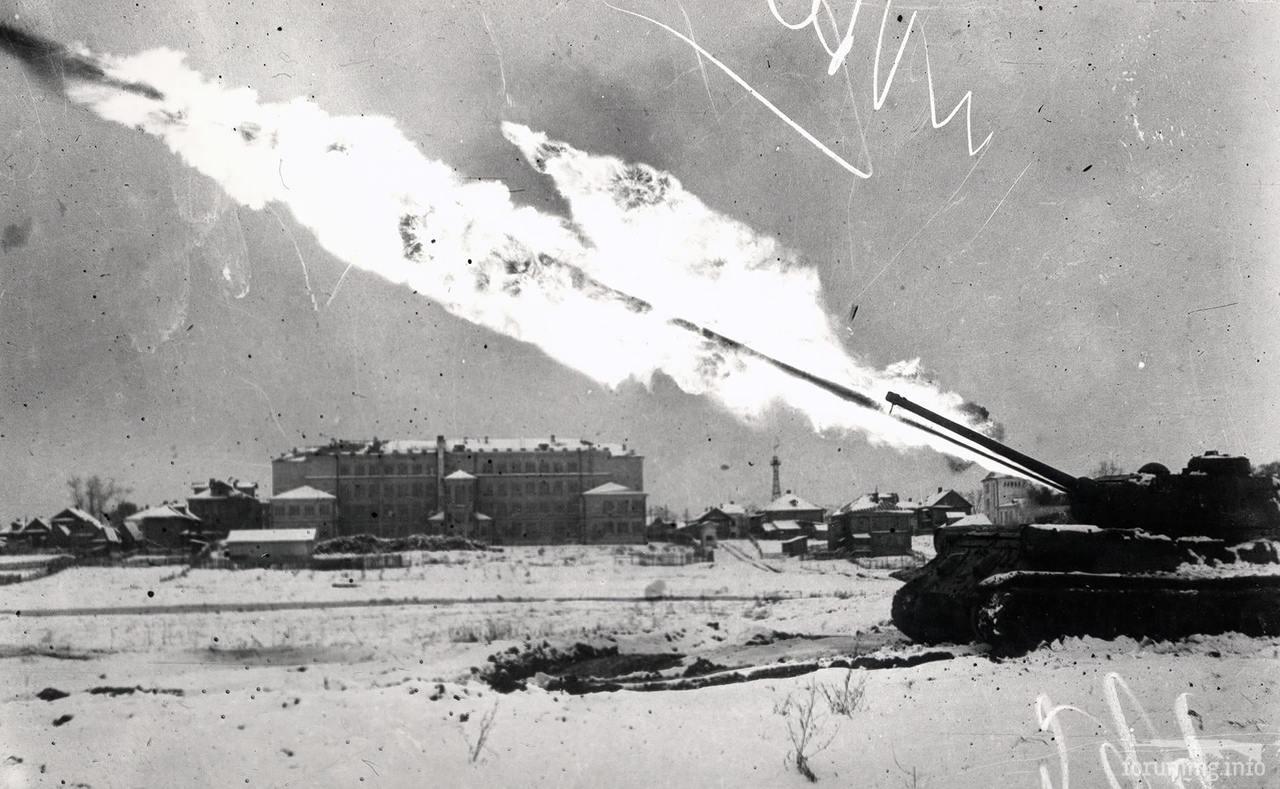 121718 - Военное фото 1941-1945 г.г. Восточный фронт.