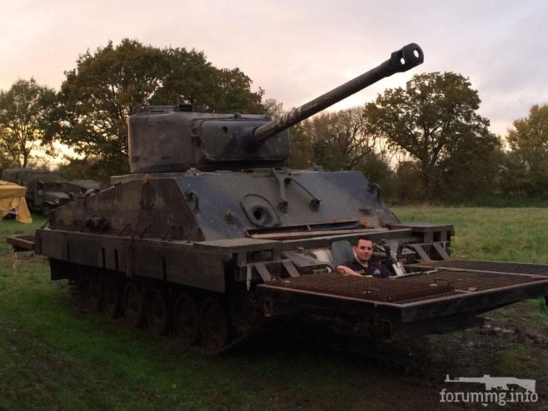 121833 - Деревянный танк