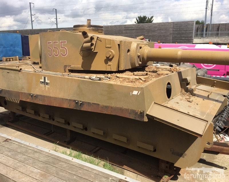 121834 - Деревянный танк