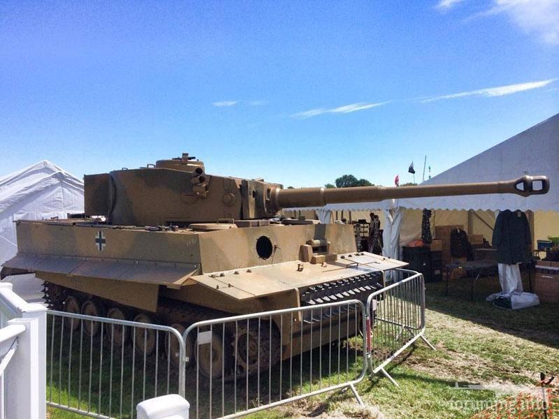121835 - Деревянный танк