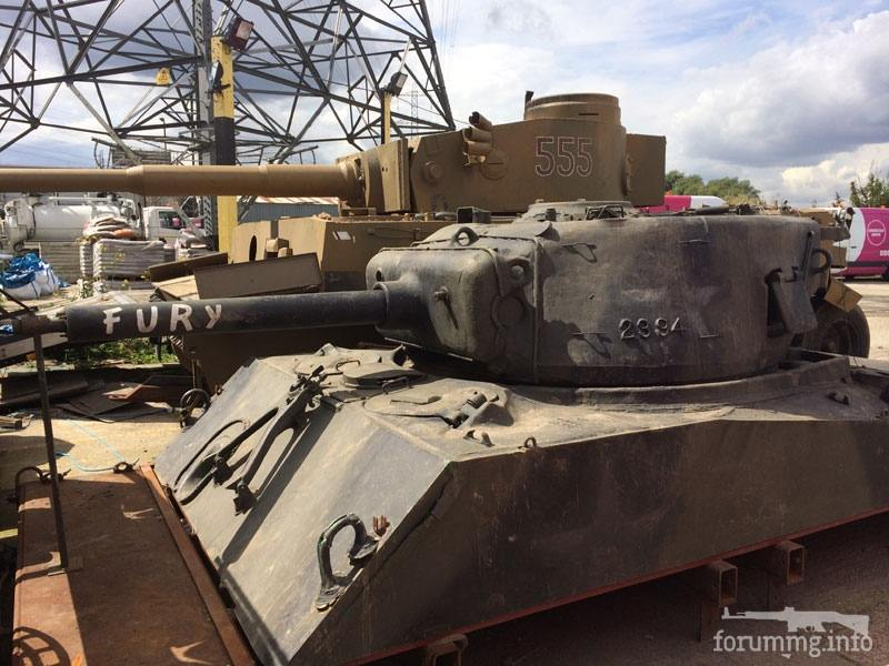 121836 - Деревянный танк