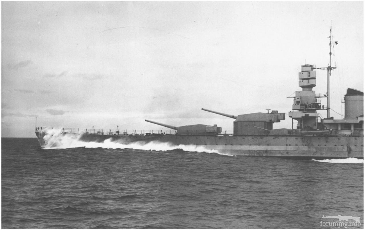 122336 - Regia Marina - Italian Battleships Littorio Class и другие...
