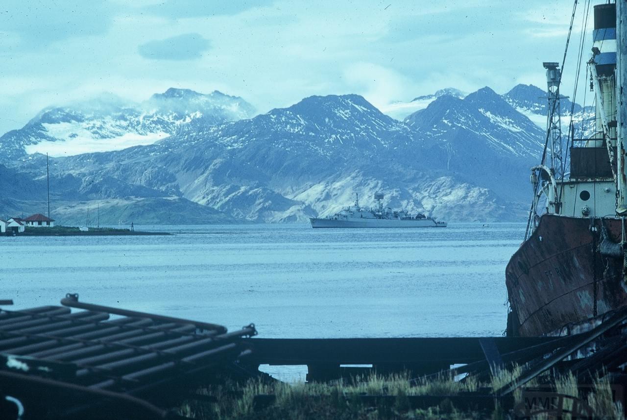 12237 - Фолклендская война