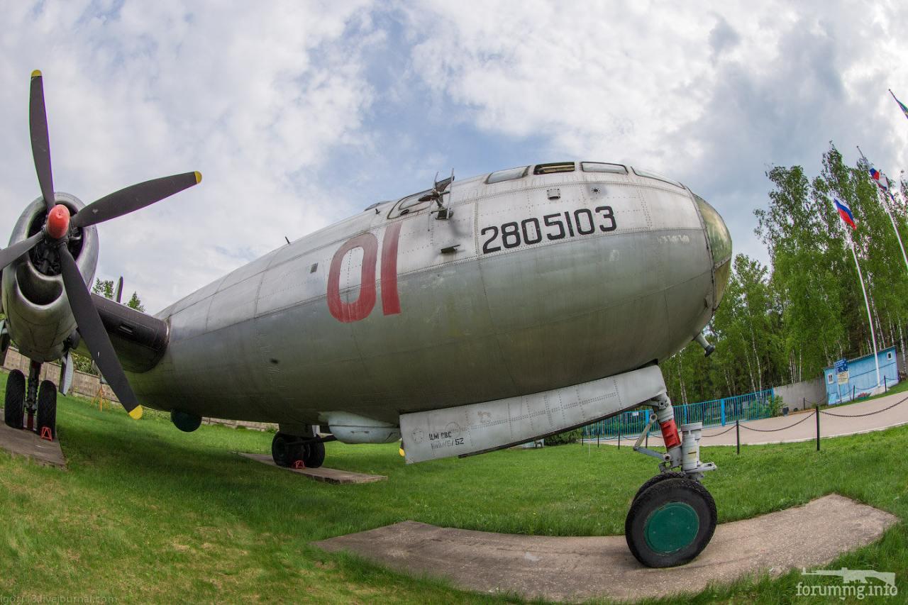 122434 - Советская копия В-29 / Ту-4