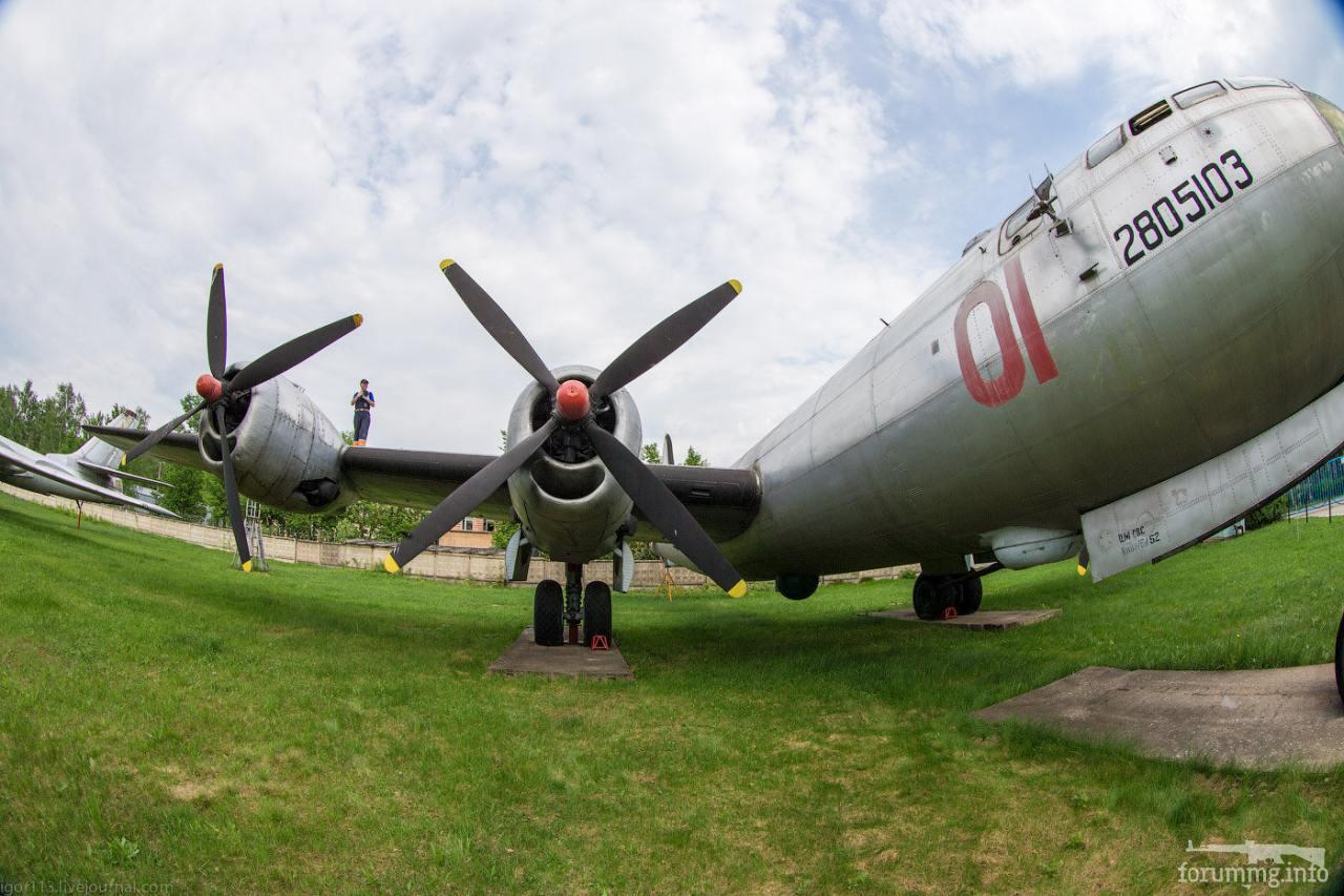 122435 - Советская копия В-29 / Ту-4