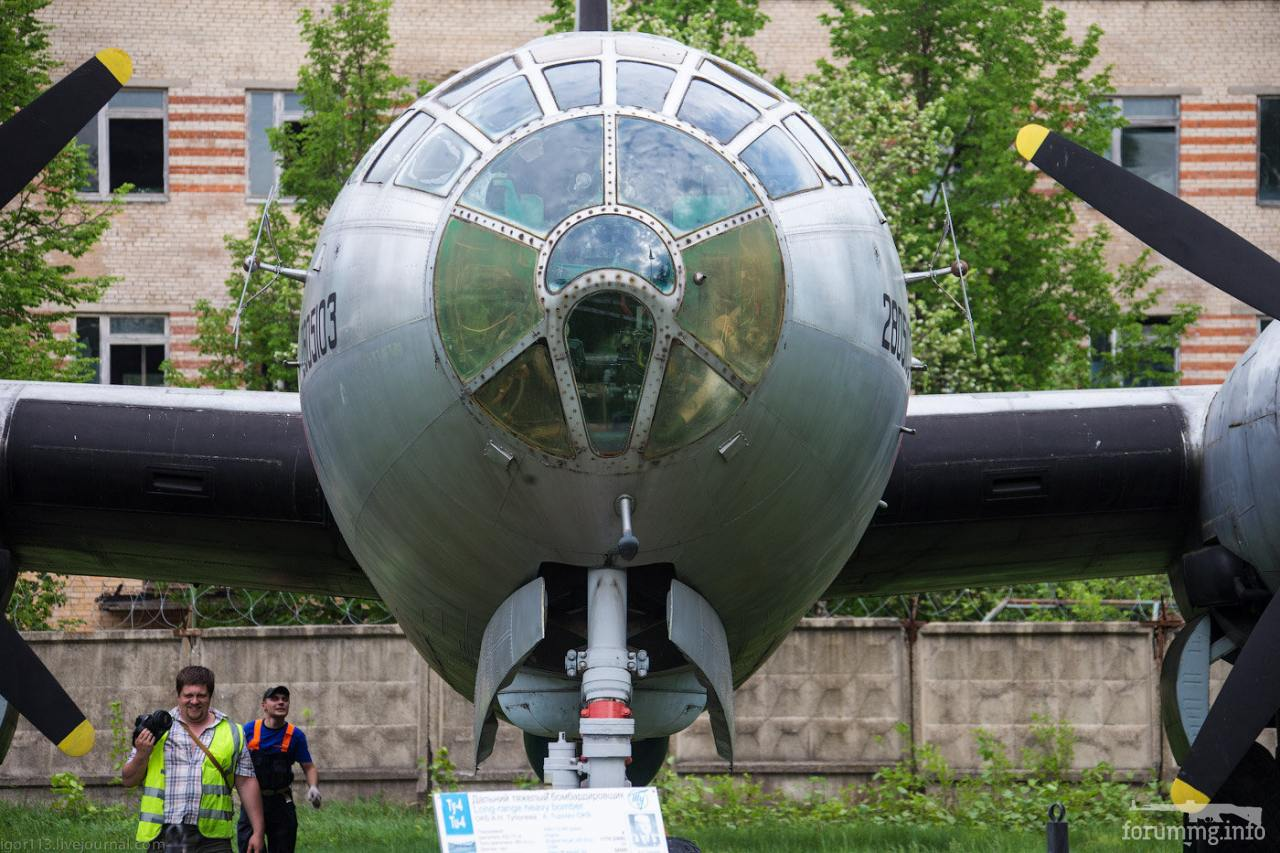 122441 - Советская копия В-29 / Ту-4