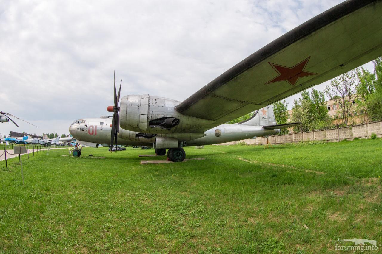 122444 - Советская копия В-29 / Ту-4