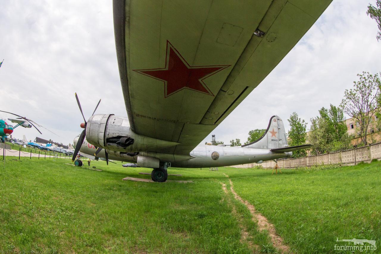 122445 - Советская копия В-29 / Ту-4