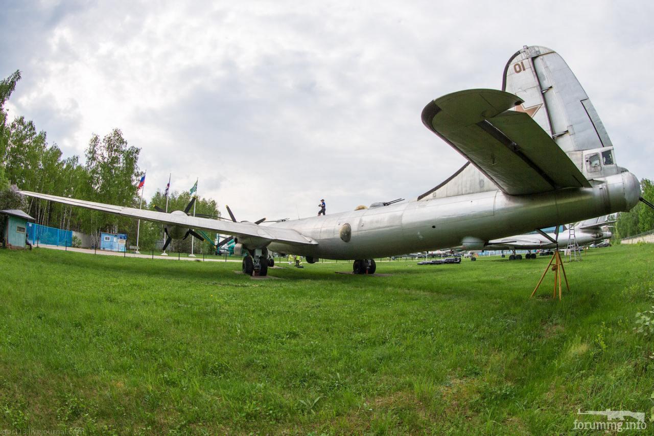 122447 - Советская копия В-29 / Ту-4