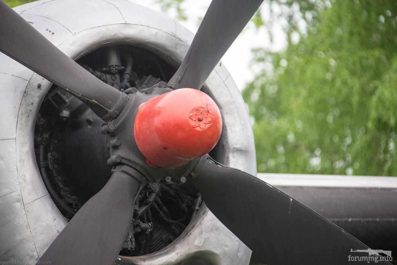 122457 - Советская копия В-29 / Ту-4