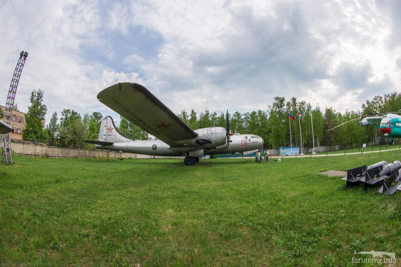 122467 - Советская копия В-29 / Ту-4
