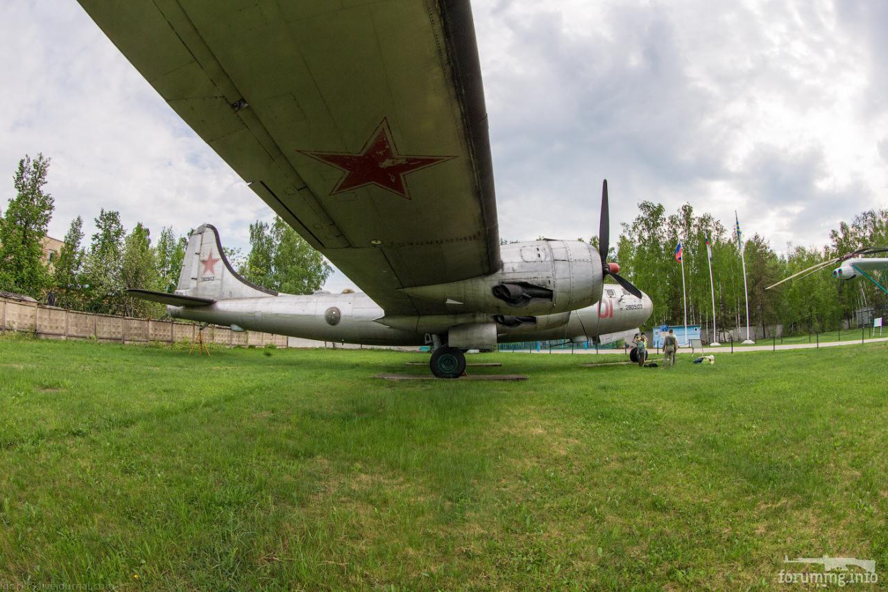 122468 - Советская копия В-29 / Ту-4