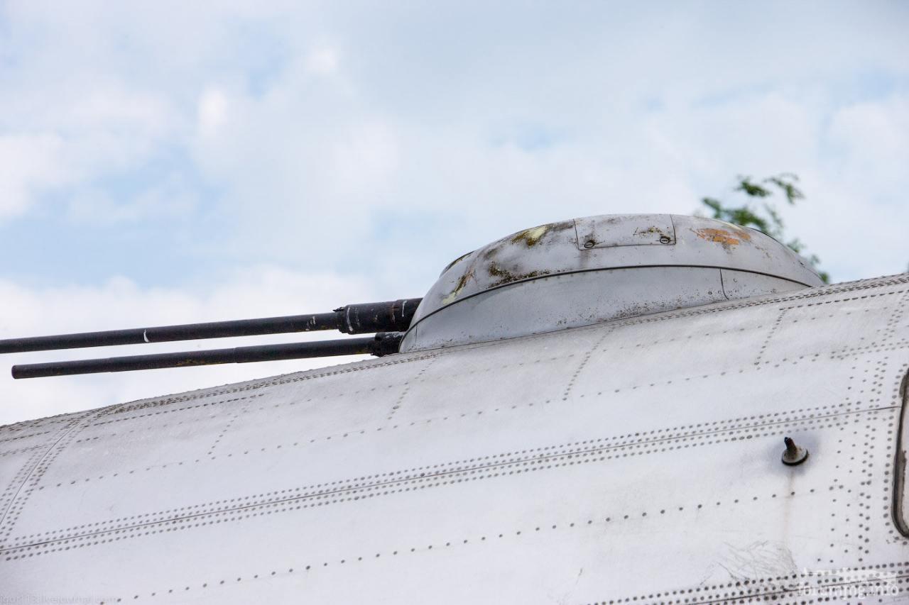 122480 - Советская копия В-29 / Ту-4