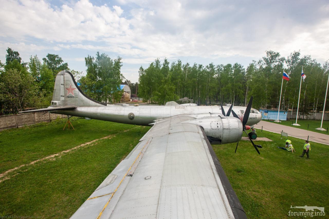 122484 - Советская копия В-29 / Ту-4