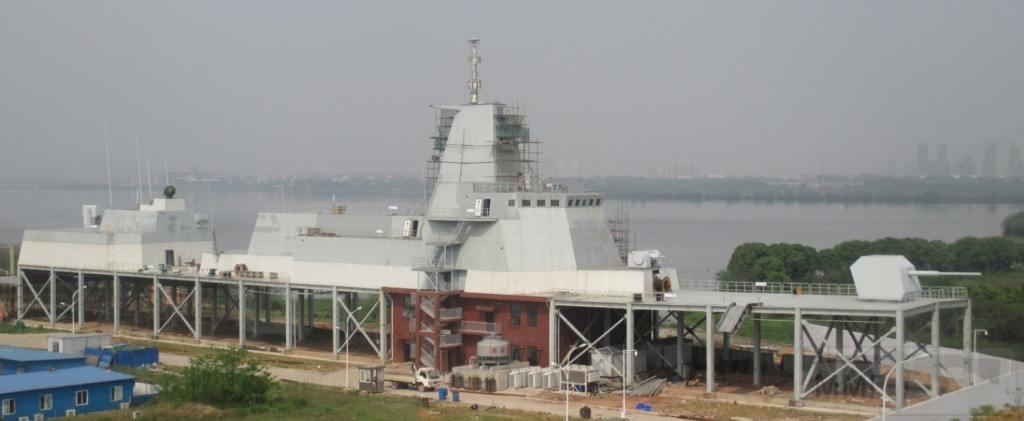 12255 - Современные китайские ВМС