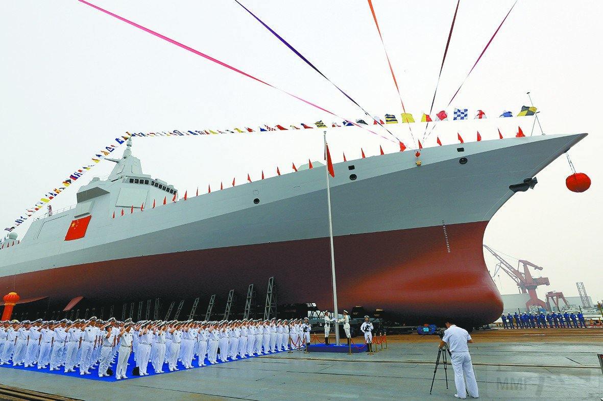 12257 - Современные китайские ВМС