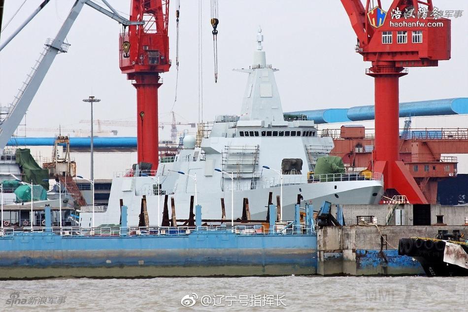 12258 - Современные китайские ВМС
