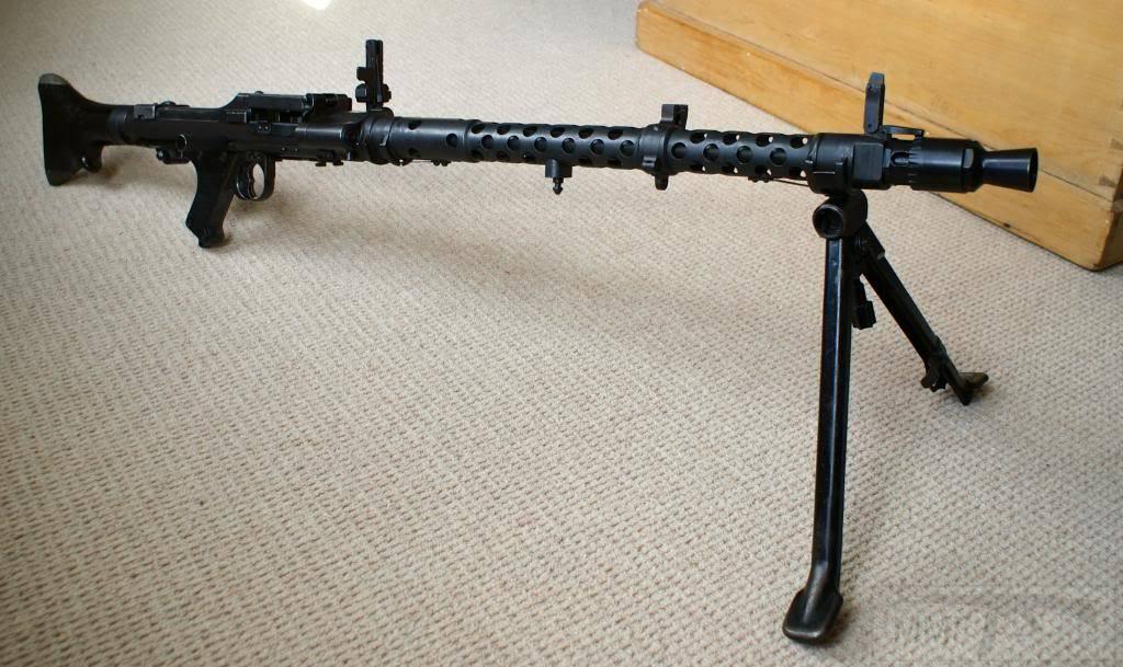 1226 - Все о пулемете MG-34 - история, модификации, клейма и т.д.