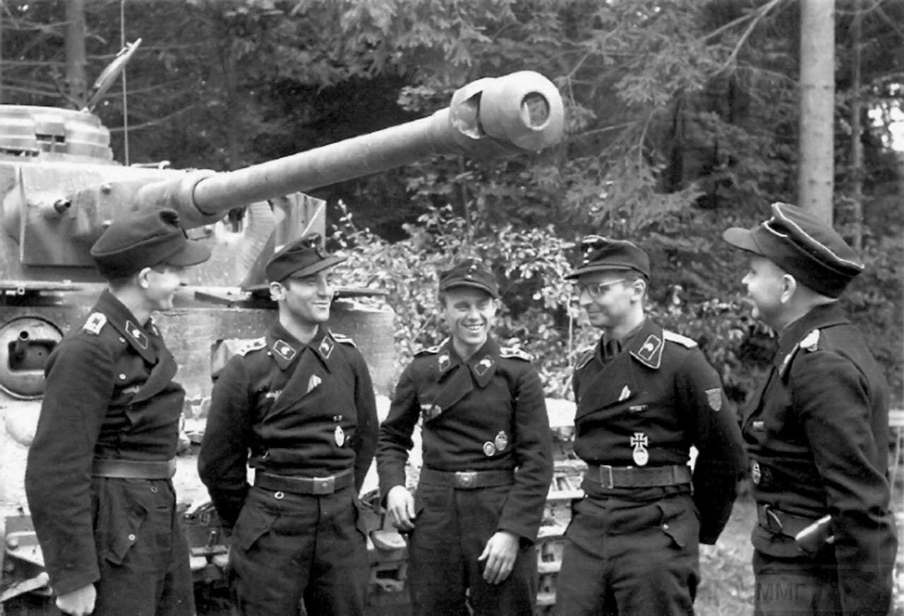 12262 - Великие и не очень танкисты Германии