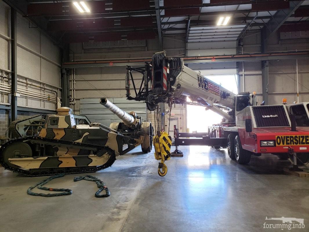 122627 - Артиллерийско-технический музей (US Army Ordnance Museum)