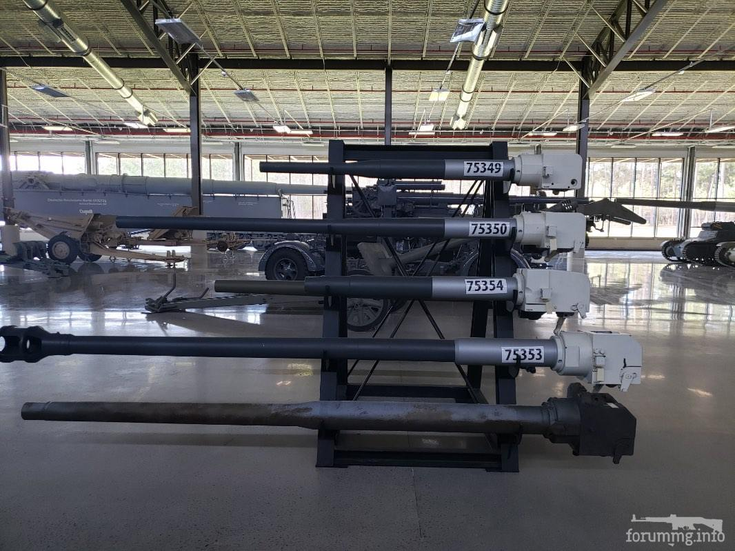 122640 - Артиллерийско-технический музей (US Army Ordnance Museum)