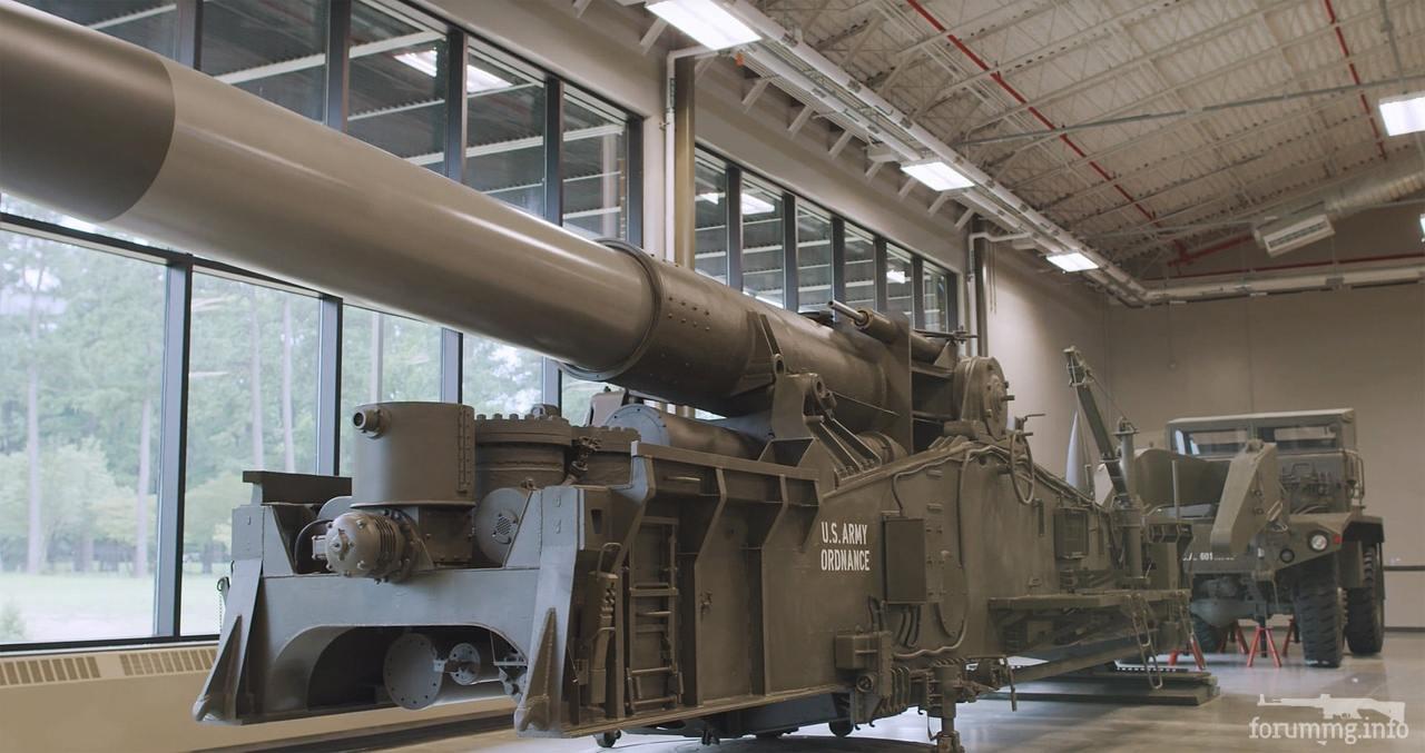 122650 - Артиллерийско-технический музей (US Army Ordnance Museum)