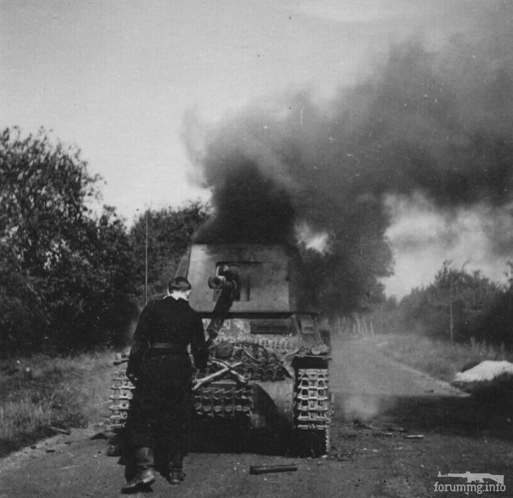 122685 - Военное фото 1941-1945 г.г. Восточный фронт.