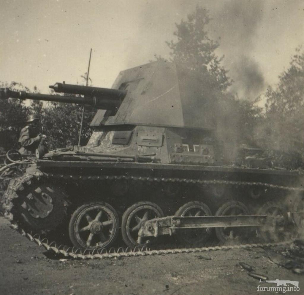 122686 - Военное фото 1941-1945 г.г. Восточный фронт.