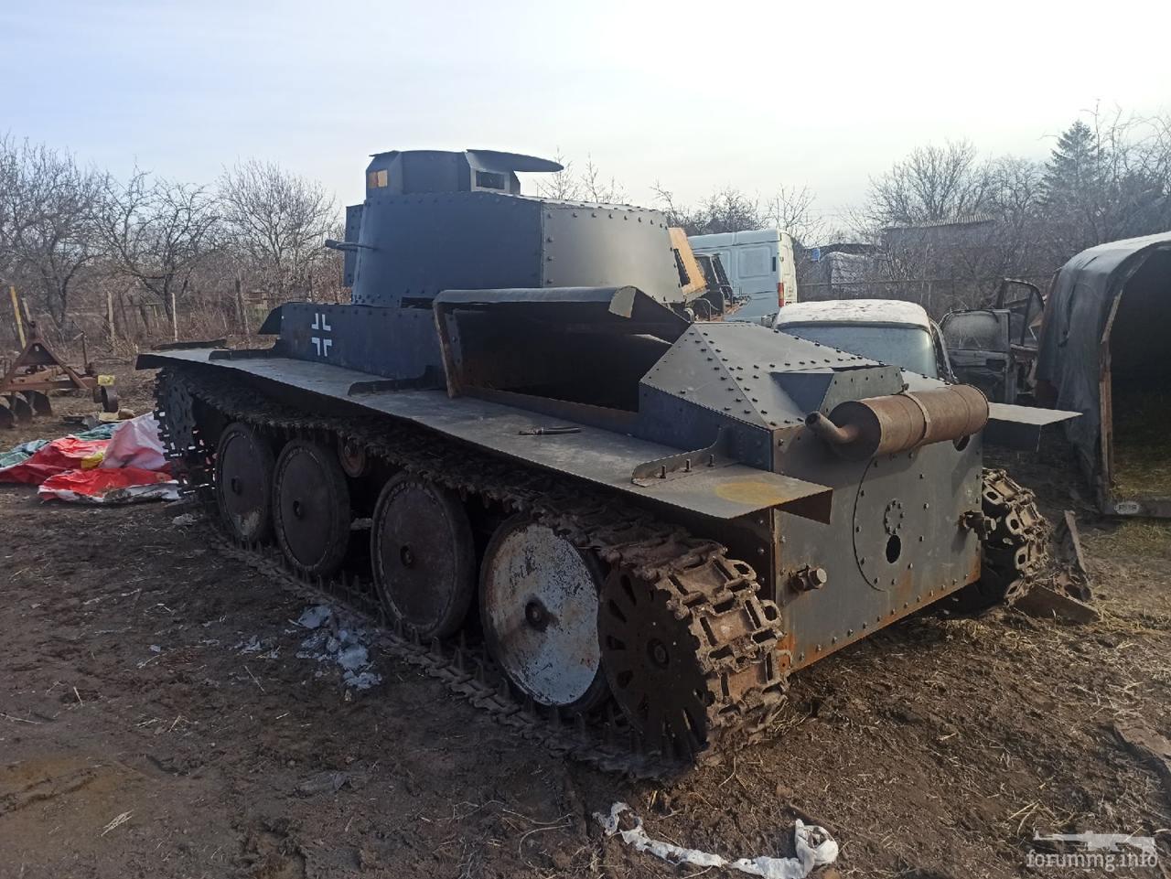122688 - Деревянный танк