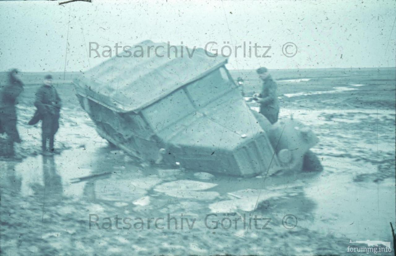 122691 - Военное фото 1941-1945 г.г. Восточный фронт.