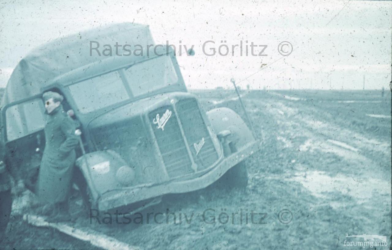 122693 - Военное фото 1941-1945 г.г. Восточный фронт.