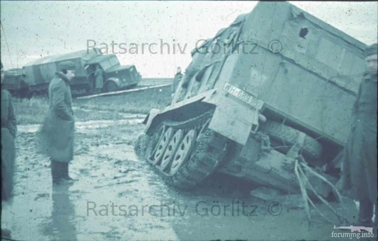 122694 - Военное фото 1941-1945 г.г. Восточный фронт.