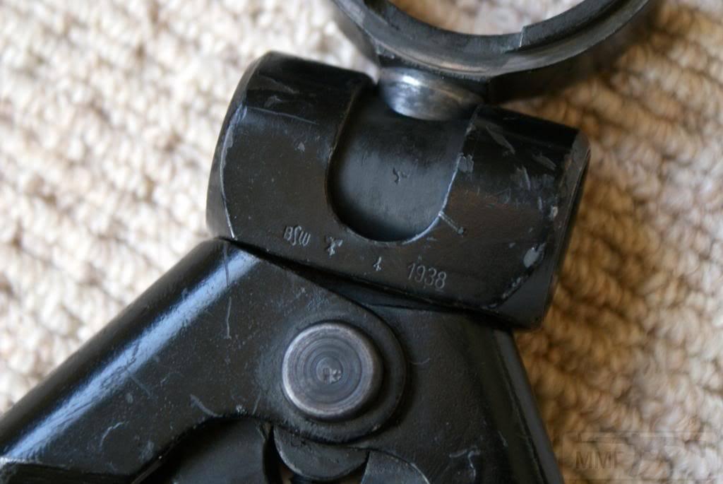 1227 - Все о пулемете MG-34 - история, модификации, клейма и т.д.