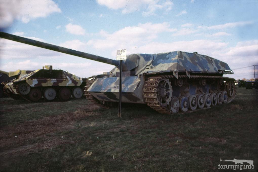 122712 - Артиллерийско-технический музей (US Army Ordnance Museum)