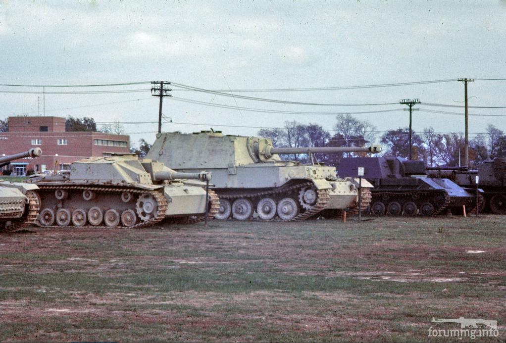 122724 - Артиллерийско-технический музей (US Army Ordnance Museum)