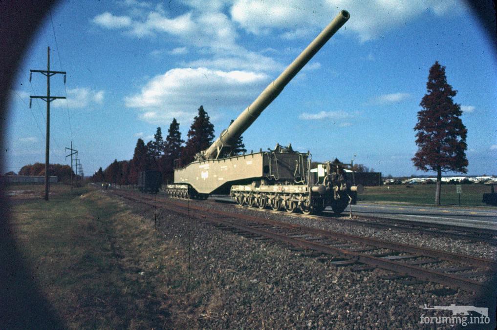 122732 - Артиллерийско-технический музей (US Army Ordnance Museum)