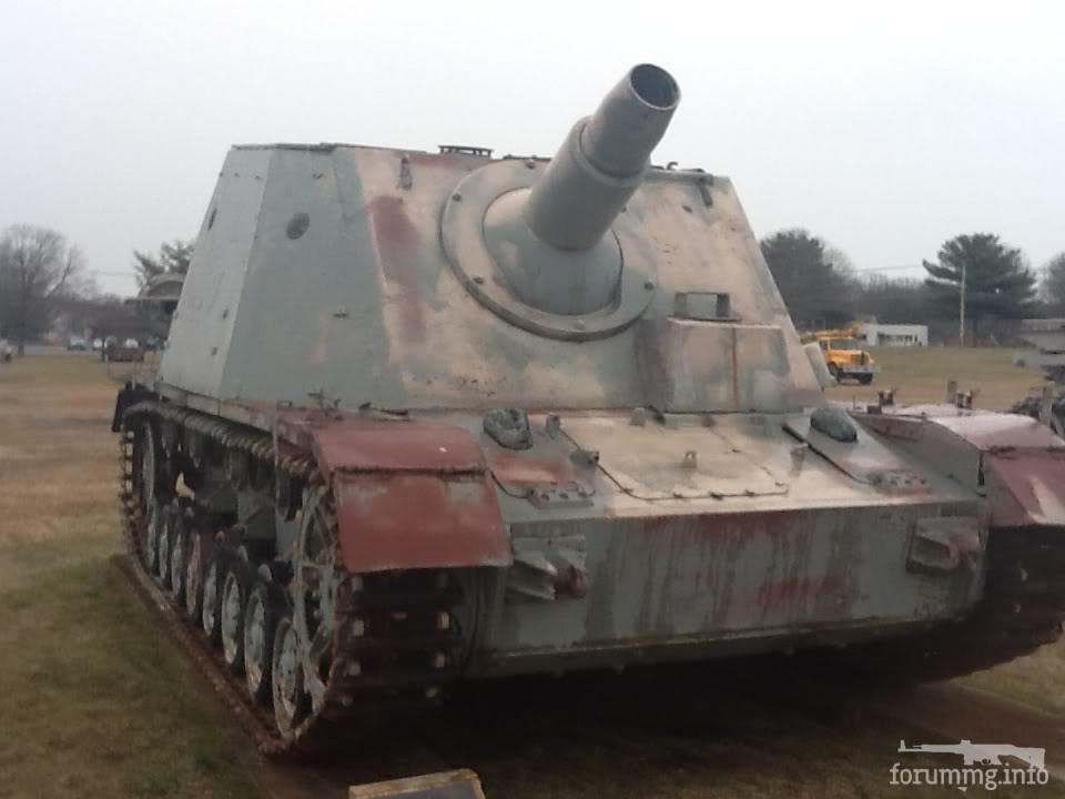 122744 - Артиллерийско-технический музей (US Army Ordnance Museum)