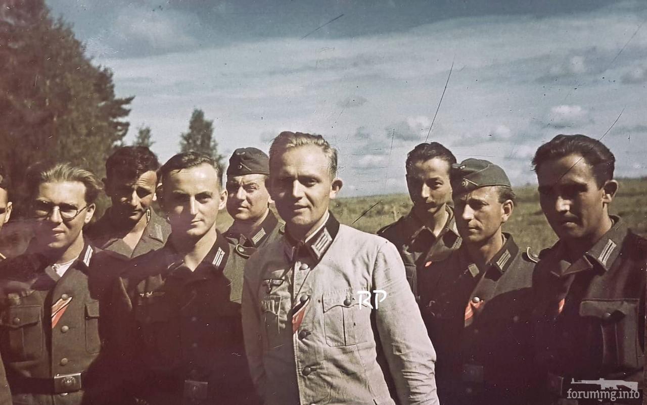 122817 - Военное фото 1941-1945 г.г. Восточный фронт.