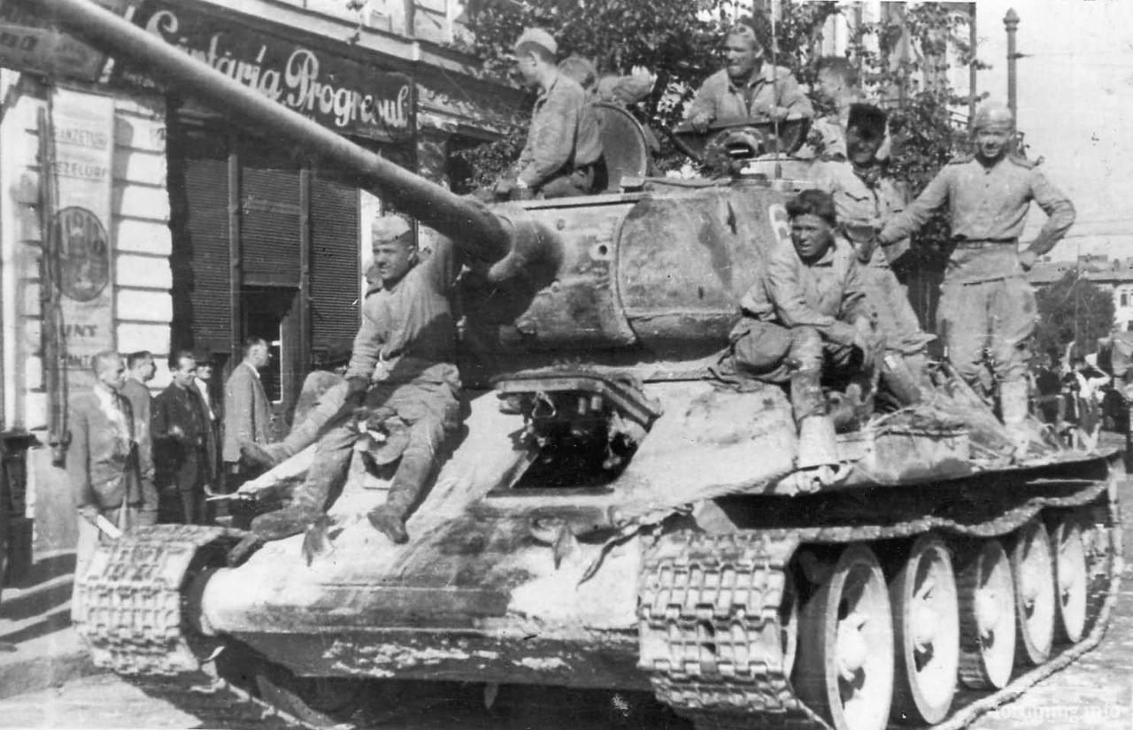123061 - Военное фото 1941-1945 г.г. Восточный фронт.