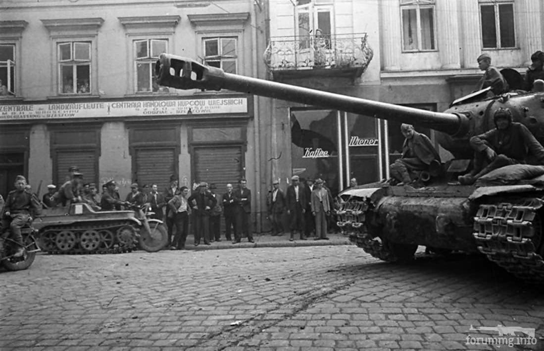 123064 - Военное фото 1941-1945 г.г. Восточный фронт.