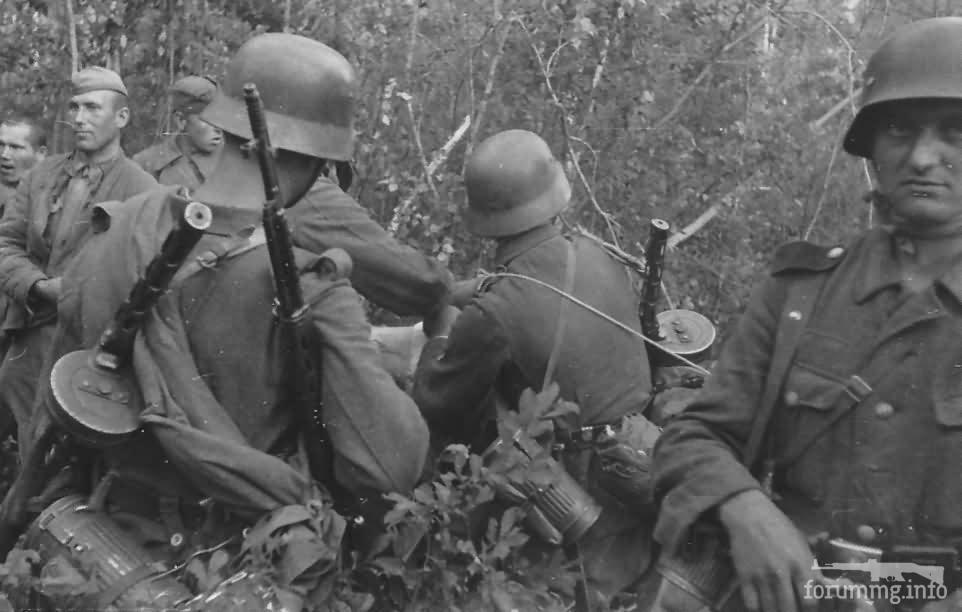 123067 - Военное фото 1941-1945 г.г. Восточный фронт.