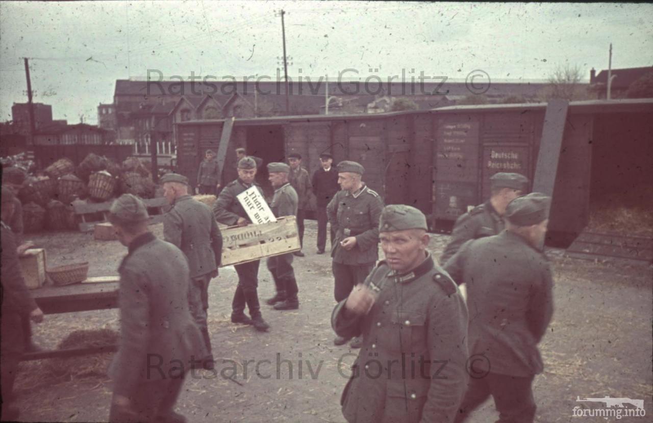 123252 - Военное фото 1939-1945 г.г. Западный фронт и Африка.