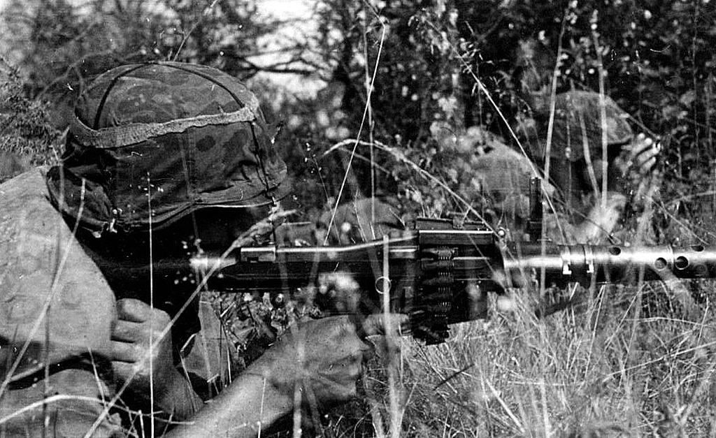 12326 - Все о пулемете MG-34 - история, модификации, клейма и т.д.