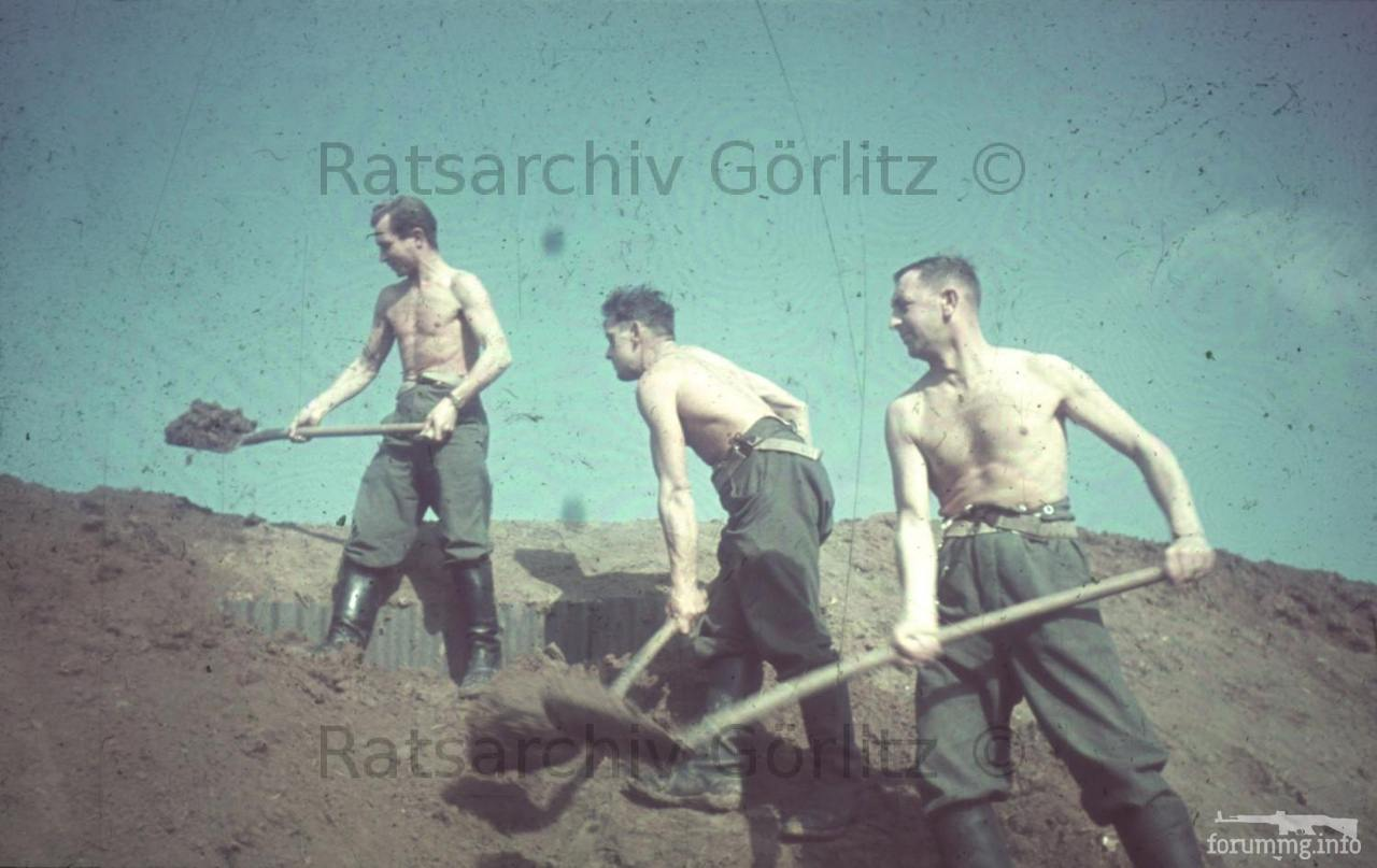 123284 - Военное фото 1939-1945 г.г. Западный фронт и Африка.