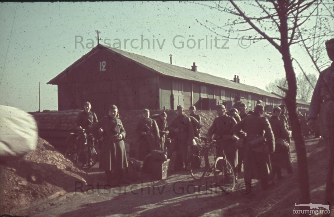 123290 - Военное фото 1939-1945 г.г. Западный фронт и Африка.