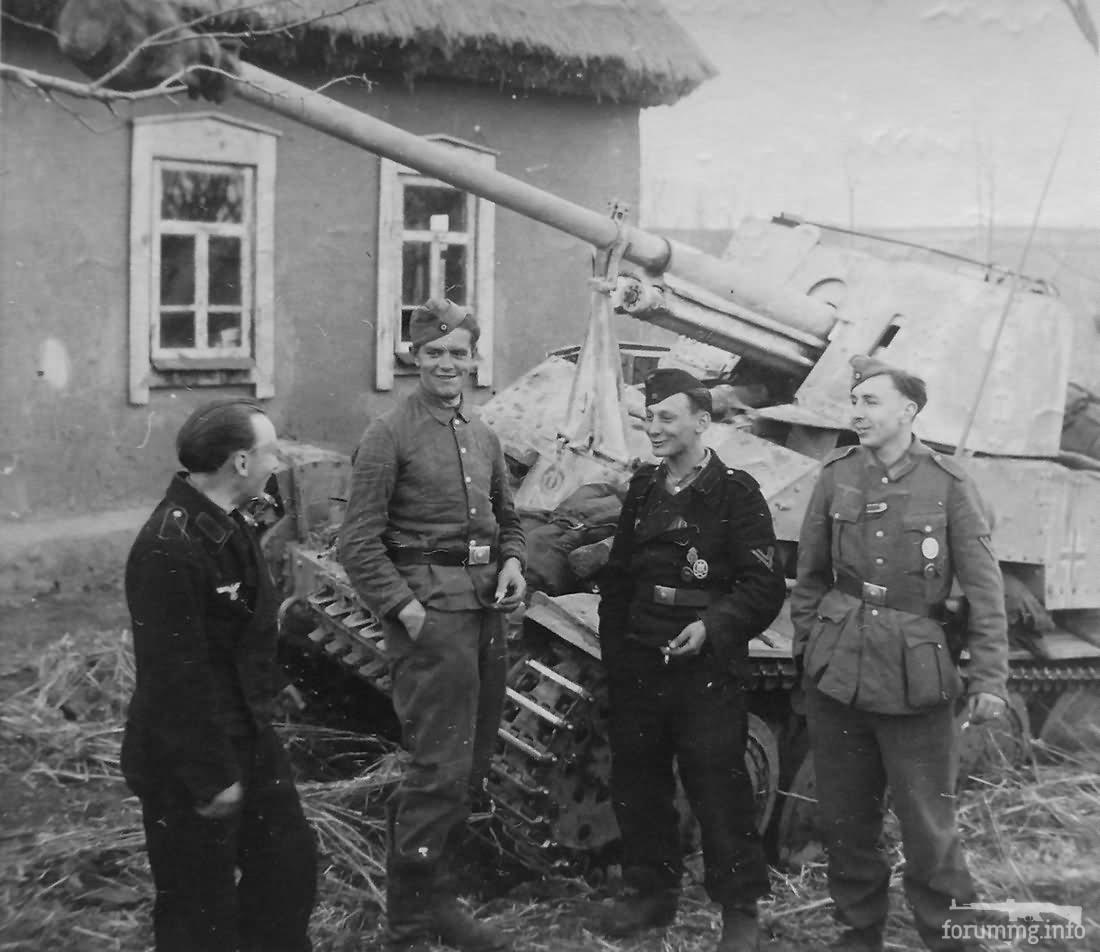 123403 - Военное фото 1941-1945 г.г. Восточный фронт.